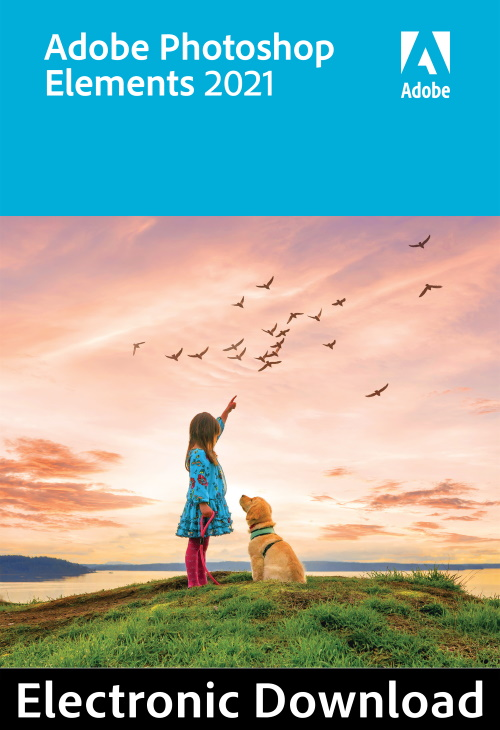 Adobe Photoshop Elements 2021 (Windows)