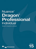 Dragon Professional Individual 15 - Upgrade from Premium 12 and up