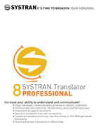 SYSTRAN 8 Translator Professional - English <> French